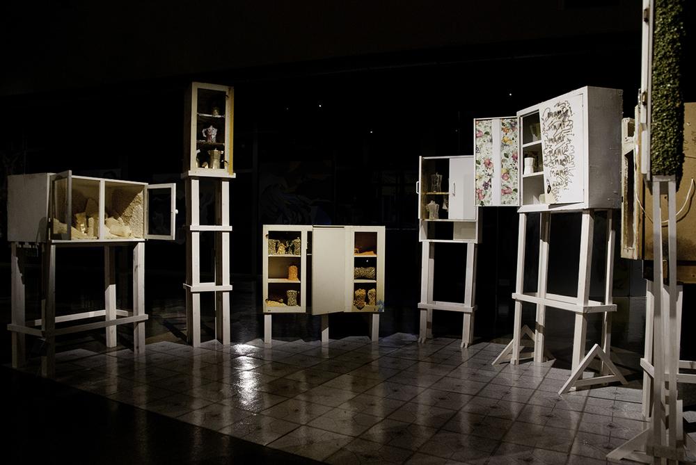 mi-pietá (full installation)