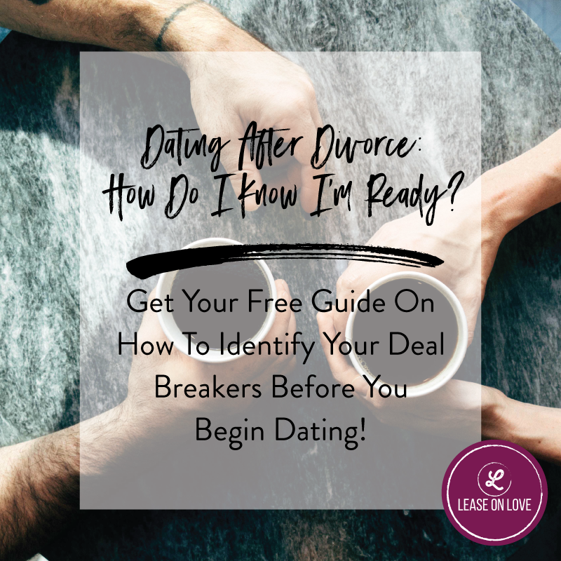 How do you know your ready for a divorce