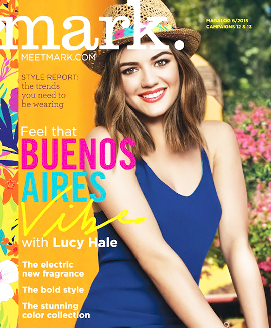 Mark Lucy Hale