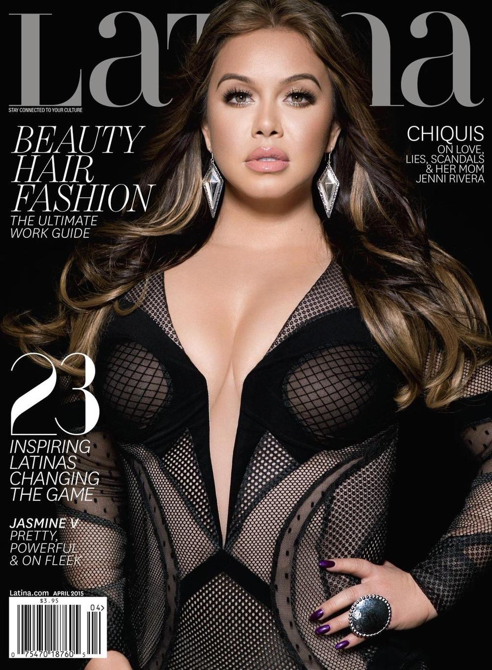 Latina Magazine - Chiquis Rivera