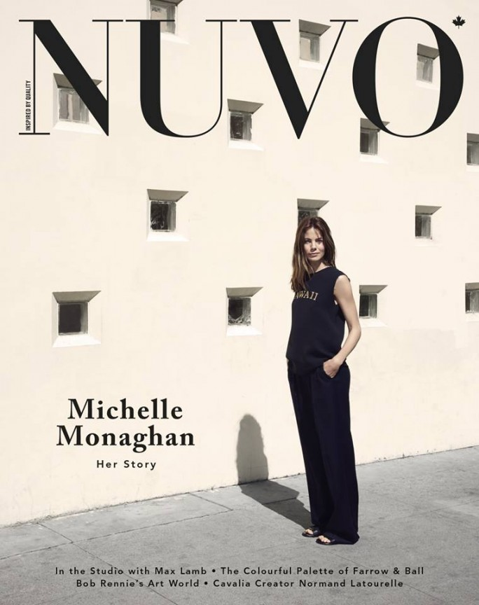 NUVO Magazine -Michelle Monaghan