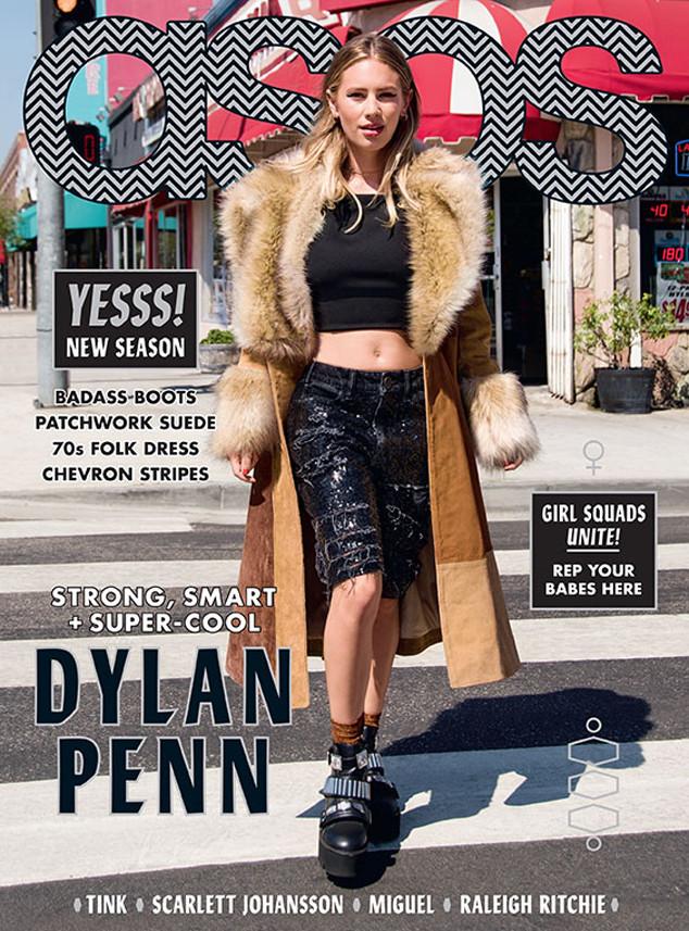 ASOS Magazine - Dylan Penn