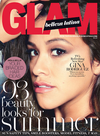 Glam Belleza Latina - Gina Rodriguez