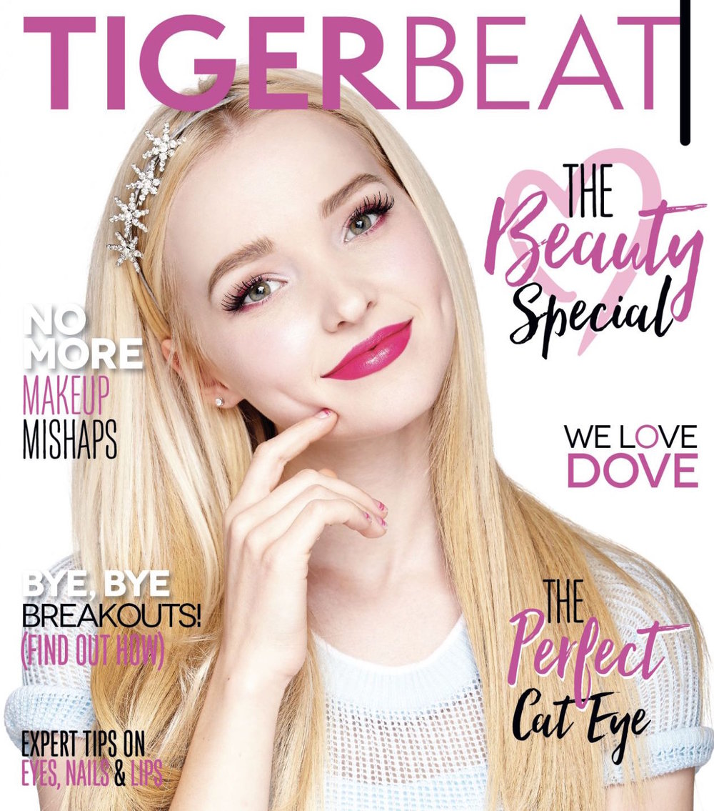 Tiger Beat - Dove Cameron