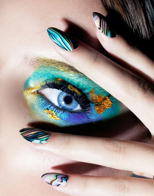 Karen G Nails x NCLA