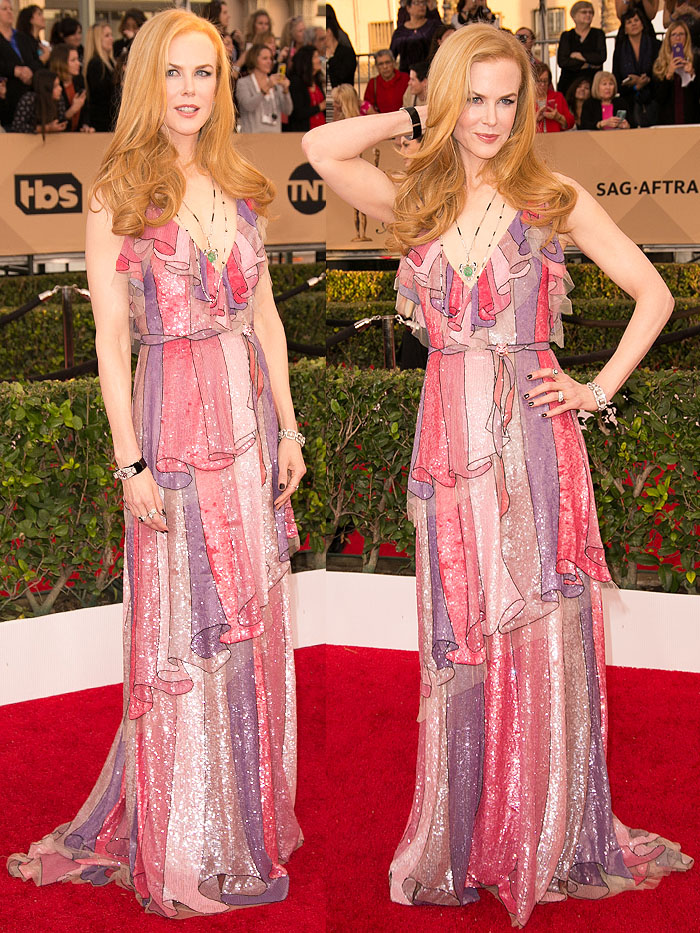 SAG Awards - Nicole Kidman