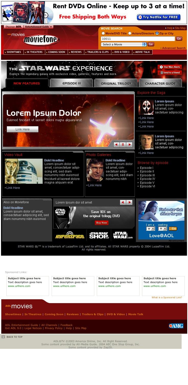 Hub Page