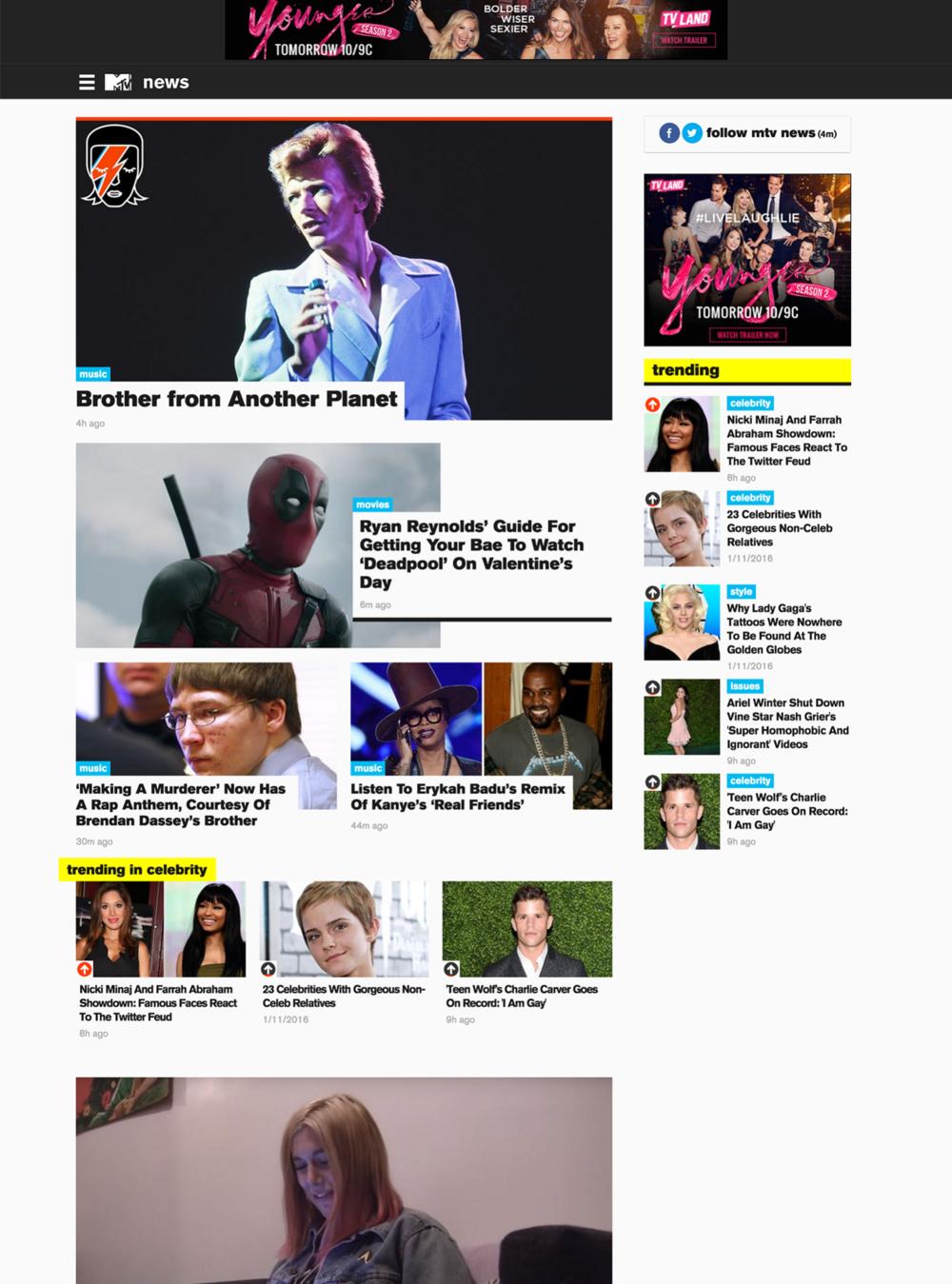 News main (desktop)
