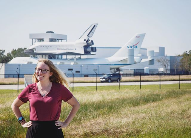Life Update: I'm excited to announce that starting Monday, I will be taking on a new role at NASA as Digital Imagery Specialist. I'll miss my current team but am excited to begin this new chapter!