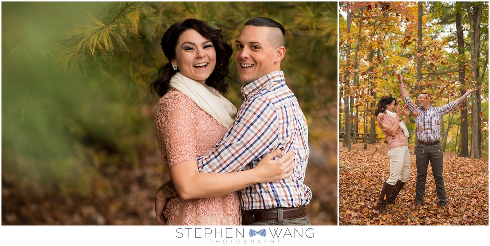 Stephen Wang Photography Connecticut Engagement Session photographer Gilette Castle Park East Haddam Deep River Town Hall Theater Autum Fall Foliage CT New Haven-11-05_0004.jpg