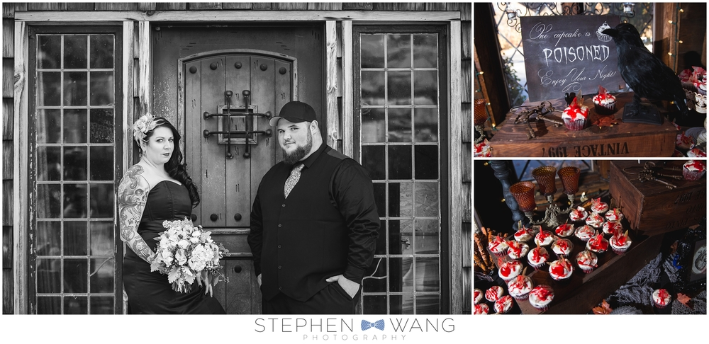 Stephen Wang Photography Wedding Connecticut CT Bill Miller's Castle Branford CT Halloween New England Wedding New Haven-12-02_0013.jpg