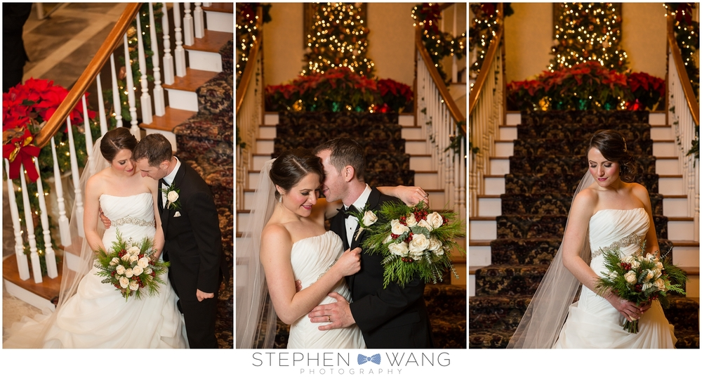 Stephen Wang Photography Wedding Photographer Connecticut CT Aquaturf Southington Winter Wedding Christmas Wedding Holiday Season-12-18_0013.jpg