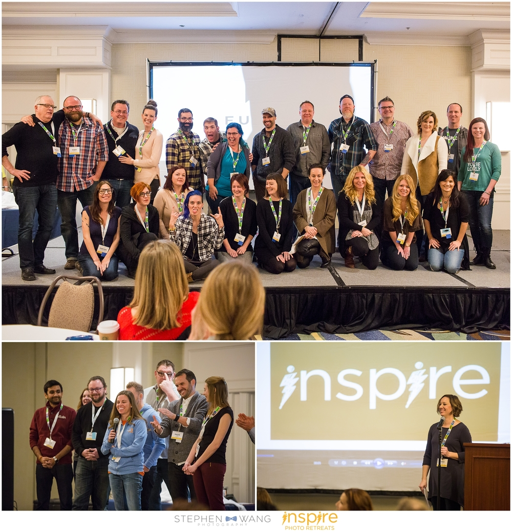 Introduction of all the speakers of Inspire who dropped some dope knowledge bombs throughout the 3-day conference.