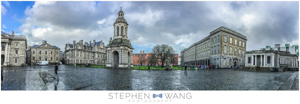 Trinity College - beautiful!