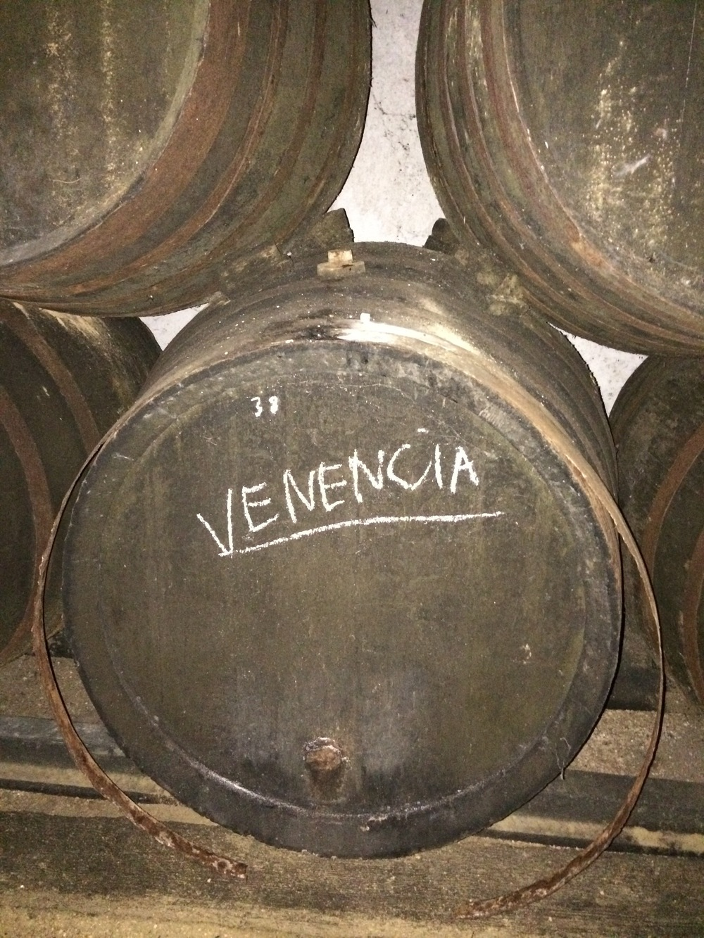Venencia Barrel at El Maestro Sierra.jpg