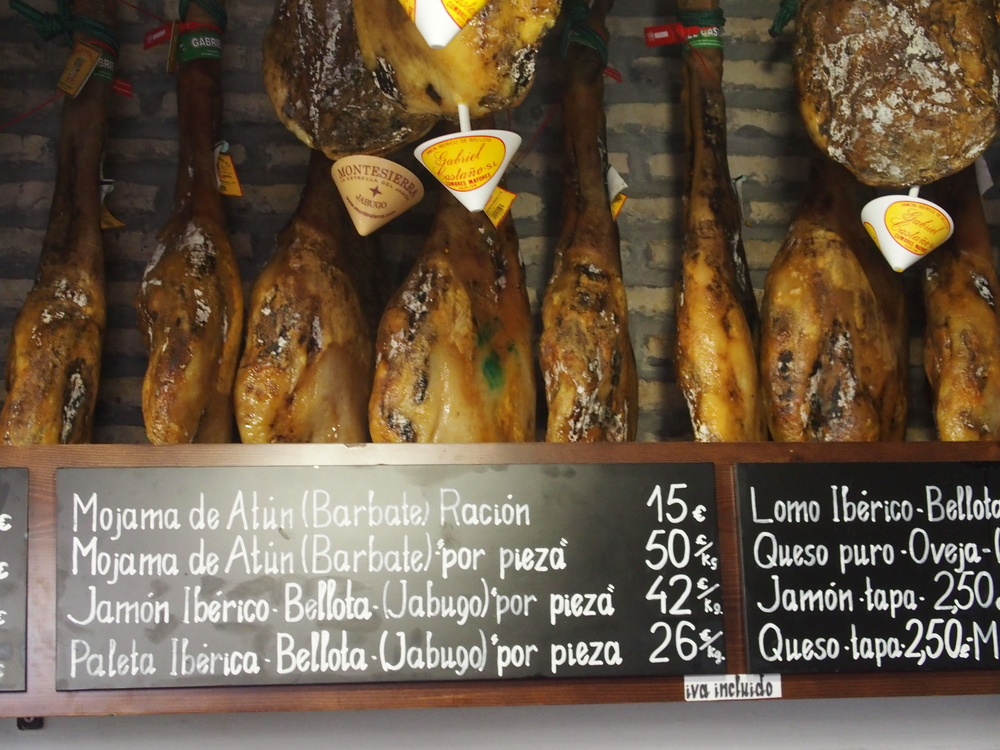 Casa Balbino  Whole Hams.JPG