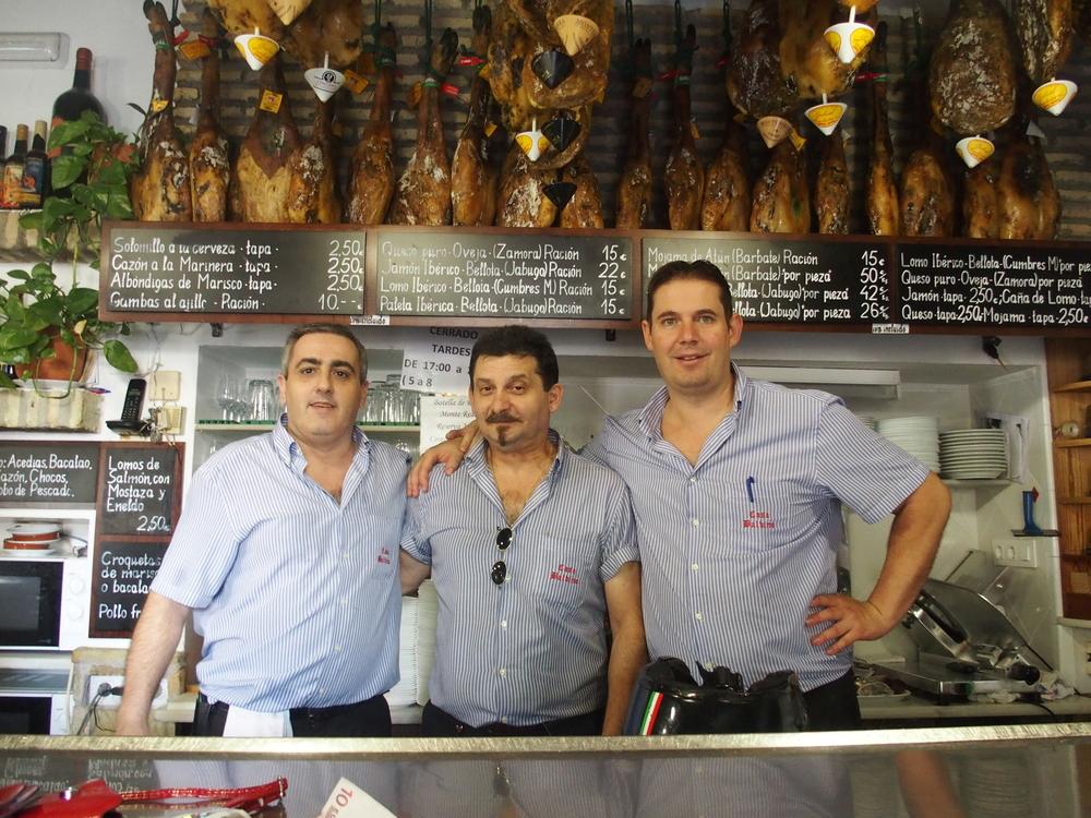 Casa Balbino Staff.JPG