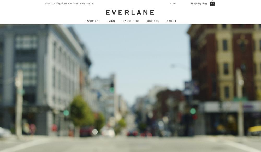 Everlane Now
