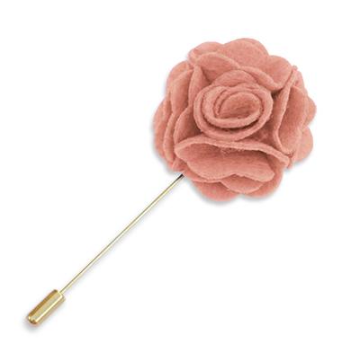 Stem Lapel Pin (Courtesy of Pocket Square Clothing)
