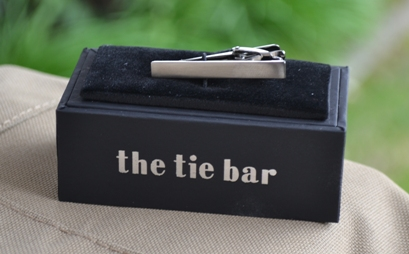 Tie bar from The Tie Bar