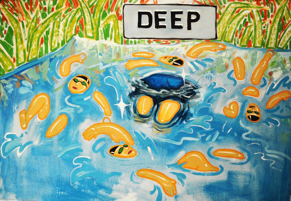 """""""DEEP DANCERS"""", 2016"""