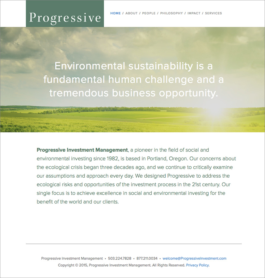 ProgressiveManagement.com