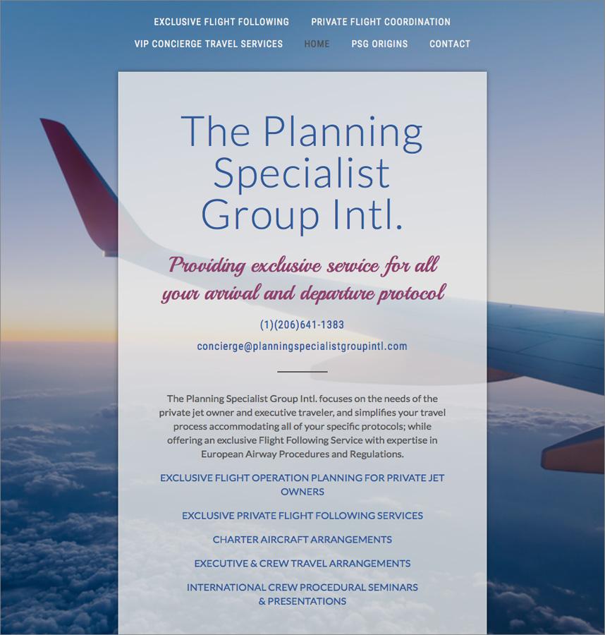 PlanningSpecialistGroupIntl.com