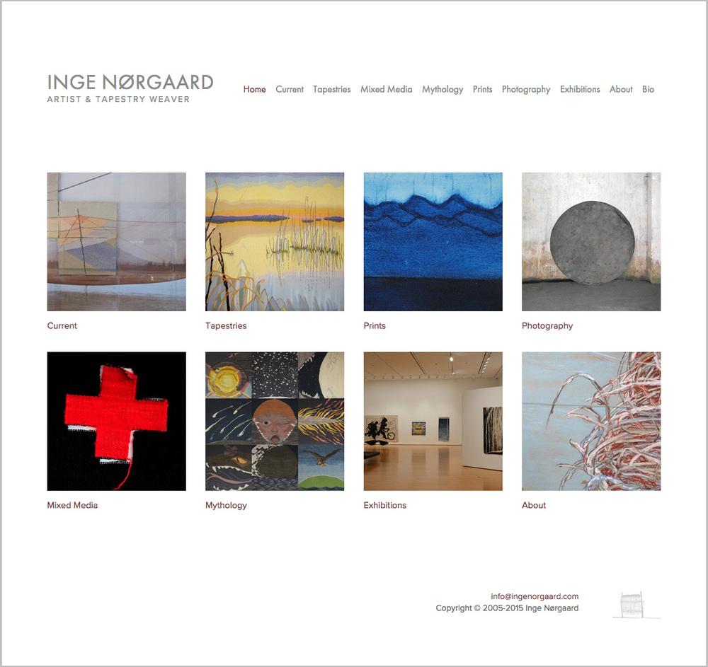 Inge Norgaard.com