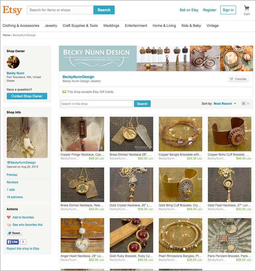 BeckyNunnDesign.Etsy.com