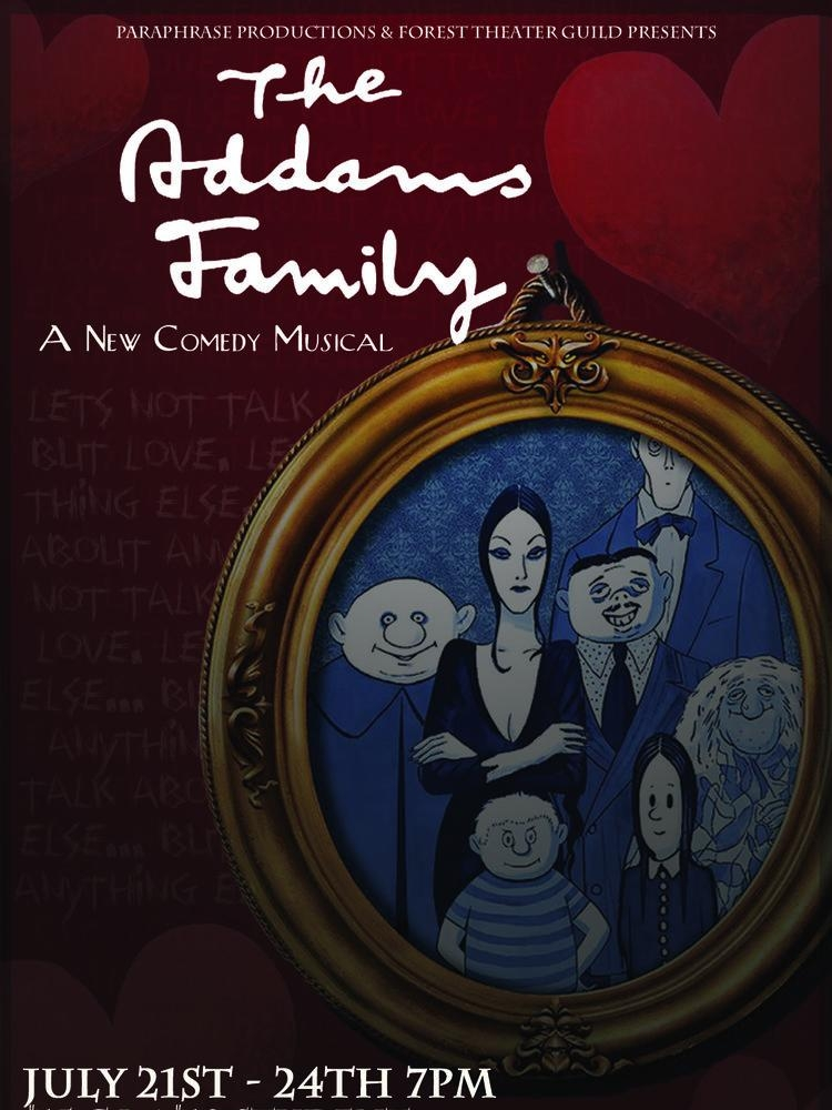 The Addams Family, 2016