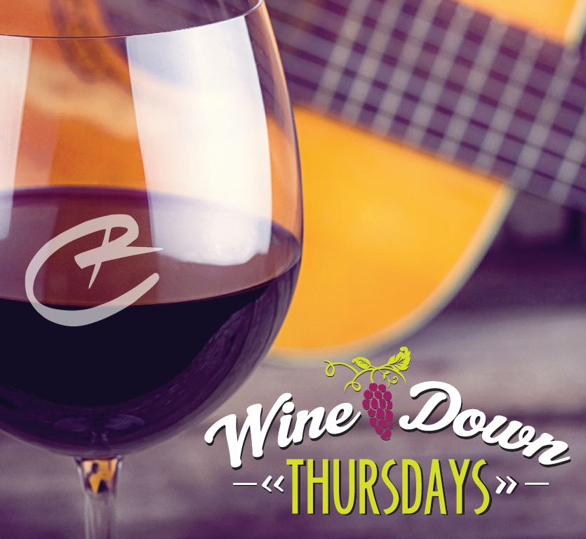 Thursday, August 27 :: 5-8pm at Childress Vineyards in Lexington, NC