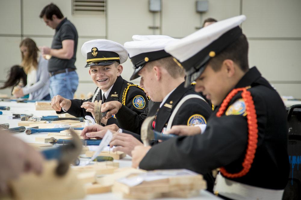 Veterans Day 2016; Atlanta; Home Depot Headquarters