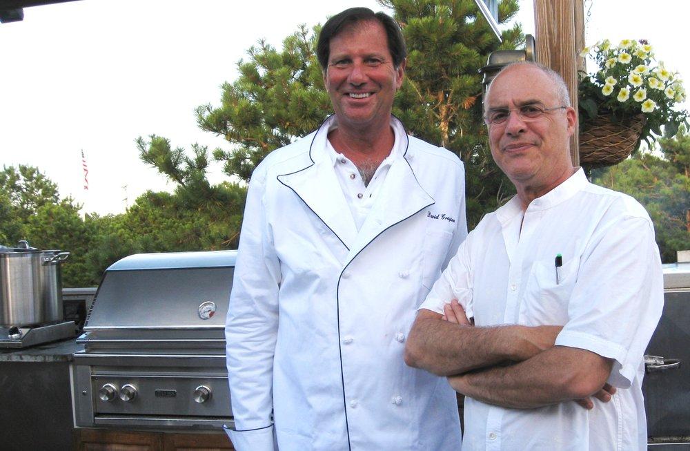 Host David Grayson & Mark Bittman