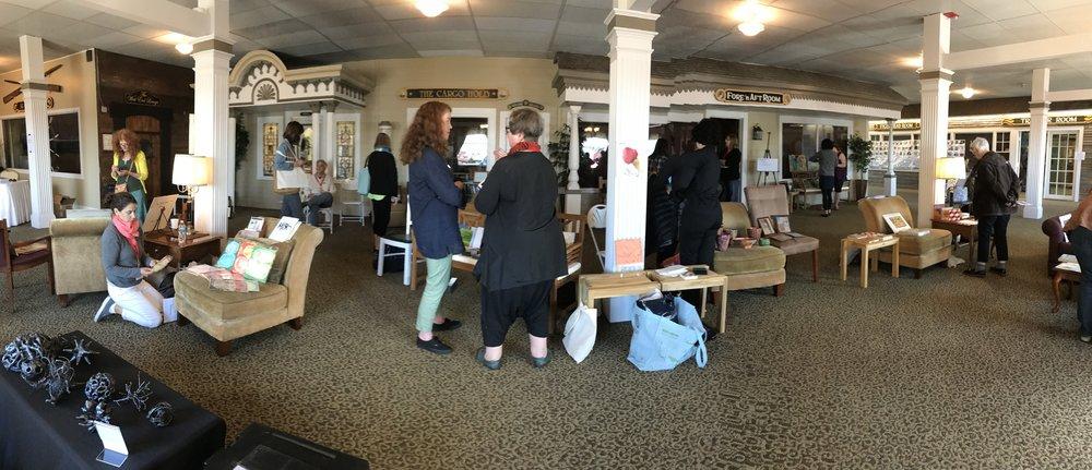 The Hotel Fair Lobby