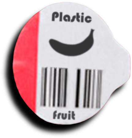Plastic Fruit
