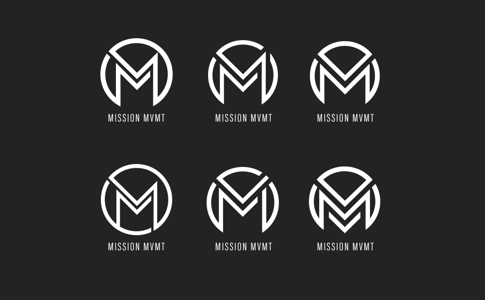Refined set of logos