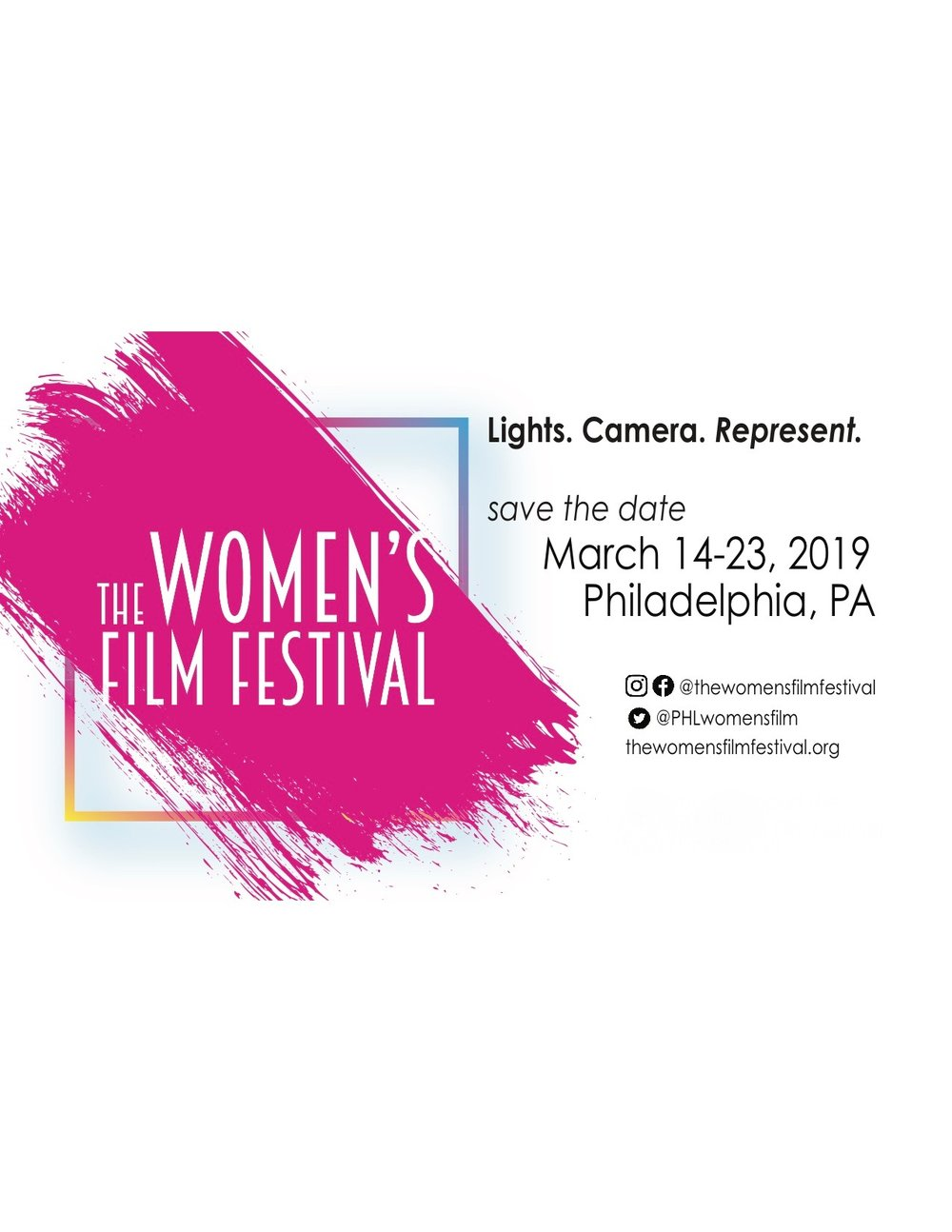 In their fifth year in the making, The Women's Film Festival in Philadelphia has successfully celebrated women in the film and entertainment industry.