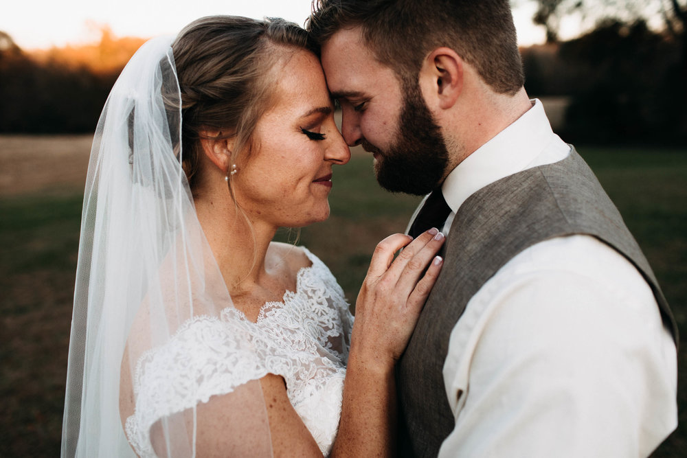 Copy of JESSICA + DANIEL | RUSTIC SOUTHERN WEDDING IN NORTH CAROLINA