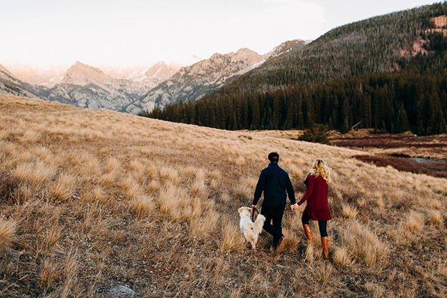This adorable family of three is on the blog today! If you're like me and you love dogs and mountains and sweet couples, this is sure to bring a smile to your face. Find the link to their adventure in my bio! . . . . . #dogsofcolorado #vailcolorado #vailengagement #hikecolorado #communityovercompetition #gooutside #theoutbound #stayandwander #coloradoengagement #coloradoweddingphotographer #modernoutdoors #letsgosomewhere #optoutside #exploremore #adventuresession #loveandadventure #adventurecouple #adventurouscouple #outdoorcouple #elopementphotographer #intimatewedding #coloradophotographer #freshairtherapy #adventurephotographer #wedcolorado #weddingpioneer  #dirtybootsandmessyhair #radstorytellers ⠀⠀⠀⠀⠀⠀⠀⠀⠀ @wedcolorado @dirtybootsandmessyhair @radstorytellers @wedpioneer