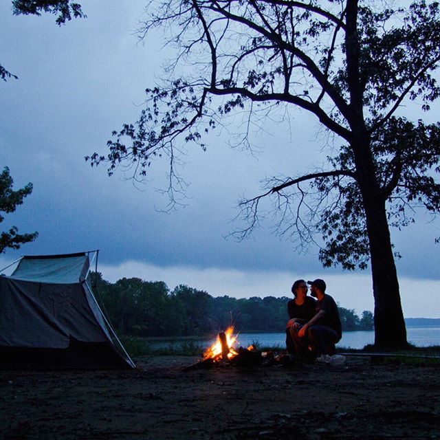 I am SO ready for camping season! ⠀⠀⠀⠀⠀⠀⠀⠀⠀ I took this of Alex and I - using a boulder as a tripod - on our first ever camping trip together, back when were living in Tennessee for a few years. Please notice the hand-me-down tent that's about to fall over! 😂 We've definitely updated our gear since then, but anytime we get to have adventures together, I still get just as giddy as I was on this first camping trip. It's such a great way to unplug from the craziness of everyday life and reconnect to each other. The things that matter most always come back into priority. ⠀⠀⠀⠀⠀⠀⠀⠀⠀ It's been our tradition to camp every year on our anniversary, and I'm already coming up with location ideas for this year! What's on your list for summer adventures? . . . . . #hikecolorado #campcolorado #gooutside #theoutbound #stayandwander #modernoutdoors #letsgosomewhere #optoutside #exploremore#adventuresession #loveandadventure #adventurecouple #adventurouscouple #outdoorcouple #elopementphotographer #coloradophotographer #freshairtherapy #beating50