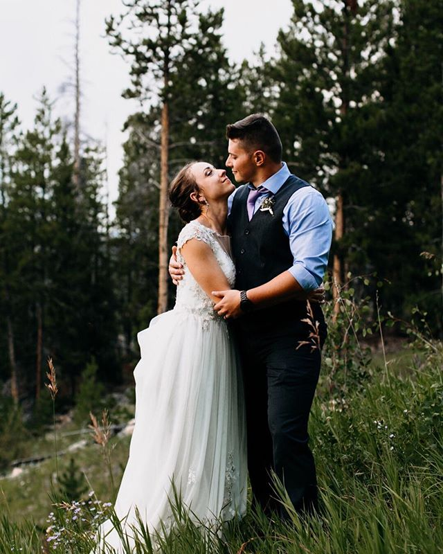 Ceci + Casey got married in the mountains last weekend and it was incredible. I'm pinching myself that I get to work with such amazing people like these two!  Venue: @winterparkhotel  Dress: @brilliantbridal  HMU: @rollersandrouge . . . . . #communityovercompetition #adventurewedding #coloradophotographer #adventuresession #adventurouswedding #adventurouscouple #adventurephotographer #adventurephotography #adventureelopement #outdoorcouple #elopementphotographer #intimatewedding #intimateweddingphotographer #freshairtherapy #elopementphotographer