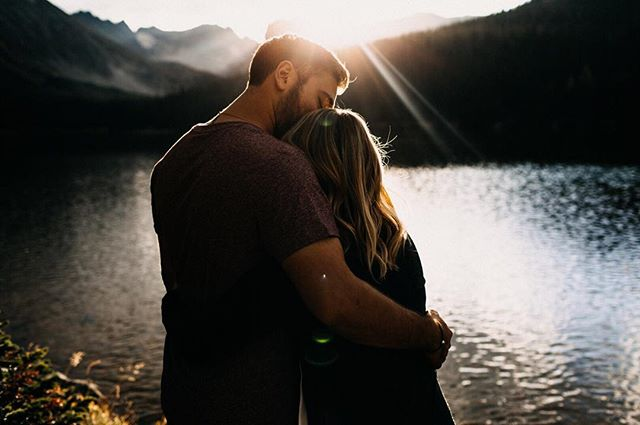 Starting Fall off the best way, hiking in the mountains with the most amazing couples! Emily and Christian's adventure engagement session was far beyond anything I could have dreamed up. Their connection and love for each other is beautiful to witness, and the mountains really put on a show for us! I'm so grateful to know these two. ❤️ . . . . . #hikecolorado #communityovercompetition #theoutbound #coloradoengagement #letsgosomewhere #optoutside  #adventuresession #loveandadventure #adventurecouple #adventurouscouple #outdoorcouple #elopementphotographer #intimatewedding #coloradophotographer #adventurephotographer #wedcolorado