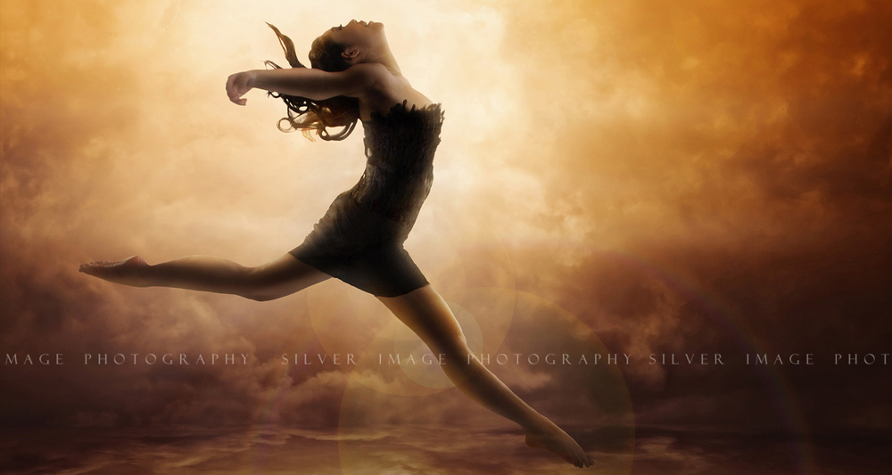 Silver Image Photography - Senior dance pictures in Spring, TX