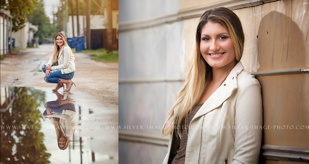 Senior Pictures in Tomball, TX | Concordia Lutheran High School | www.silverimagephotoseniors.com