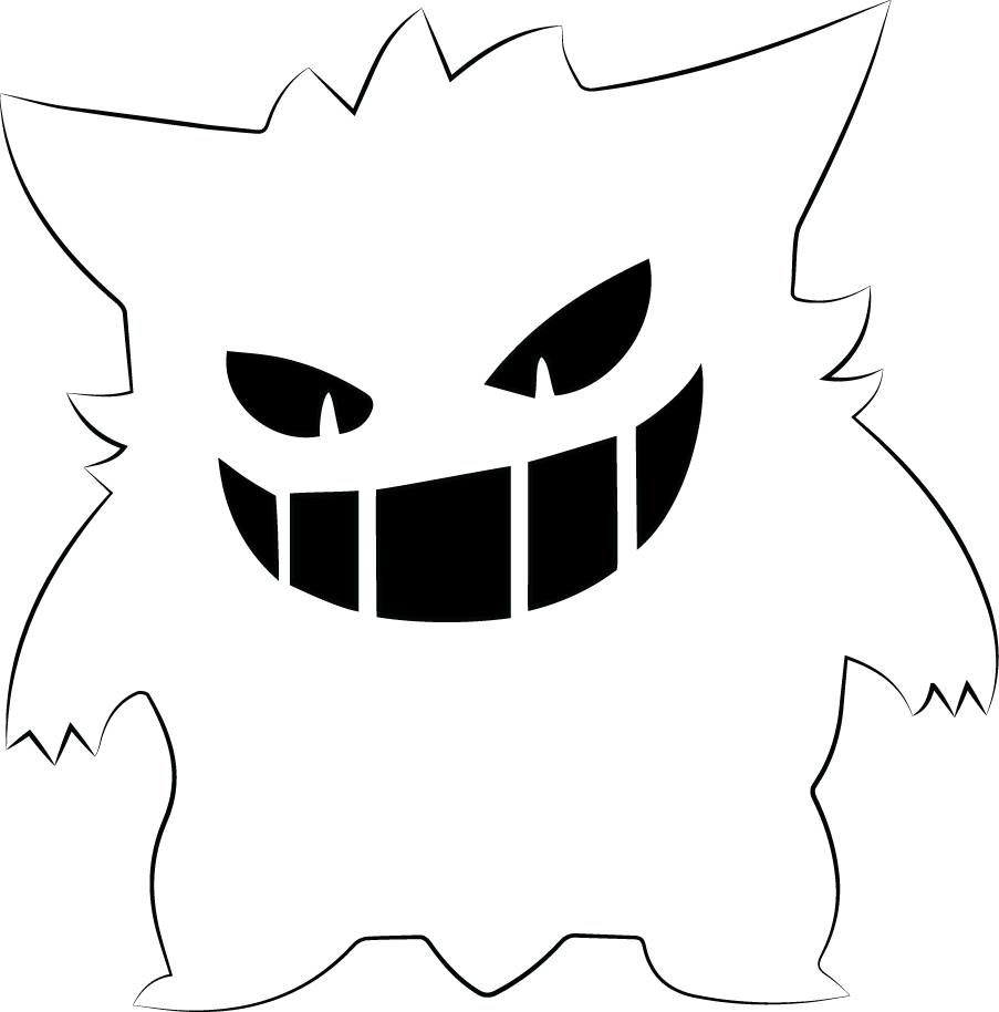 Gengar simple