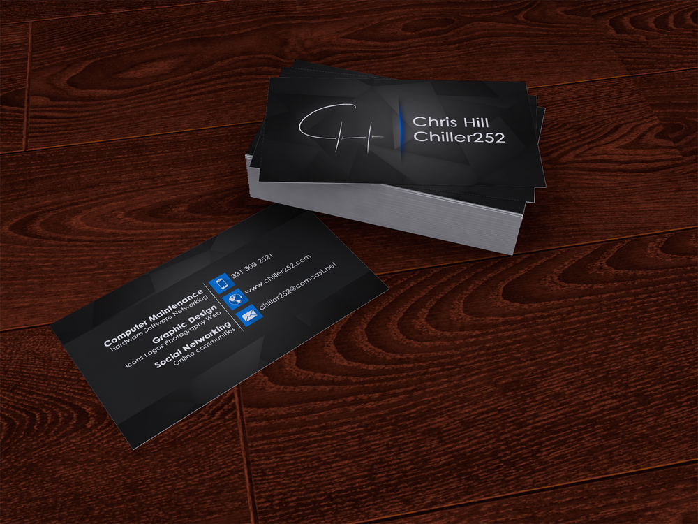Chris Hill | Chiller252 - Graphic Design