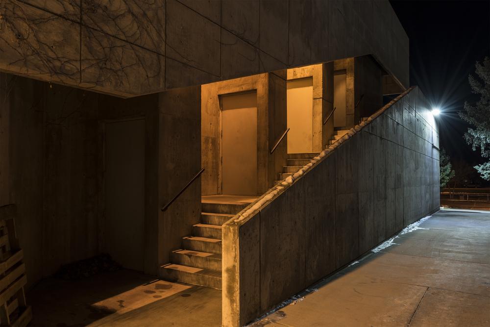 4 Mysterious Doors
