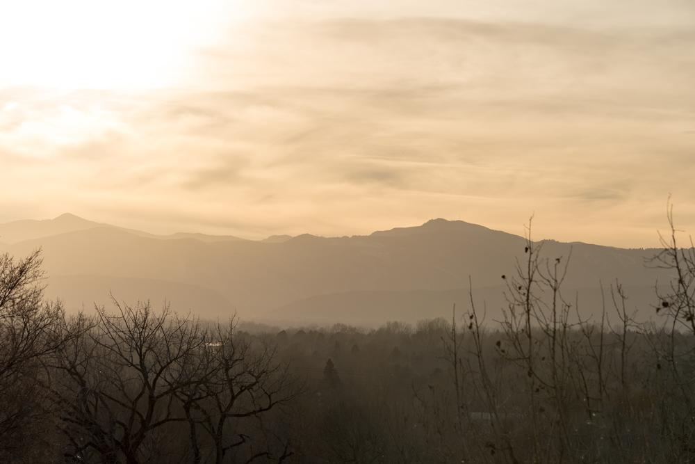 Dry Sunset