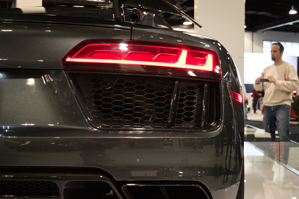 Audi R8 Tail Light