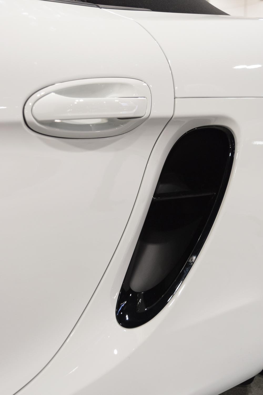 Porsche Boxster air Intake